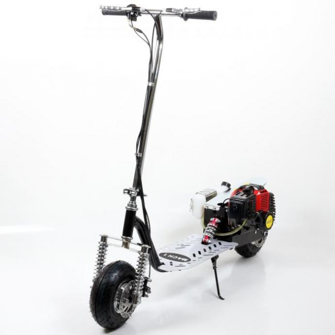 mach1 benzin skuter model 1 49g1 mark2 49cc motor romobil akcija. Black Bedroom Furniture Sets. Home Design Ideas