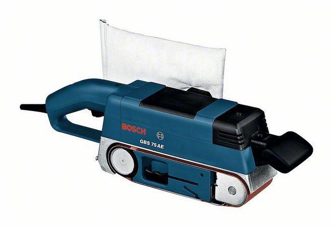 BOSCH tračna brusilica GBS 75 AE Professional - 750W - 0 601 274 708