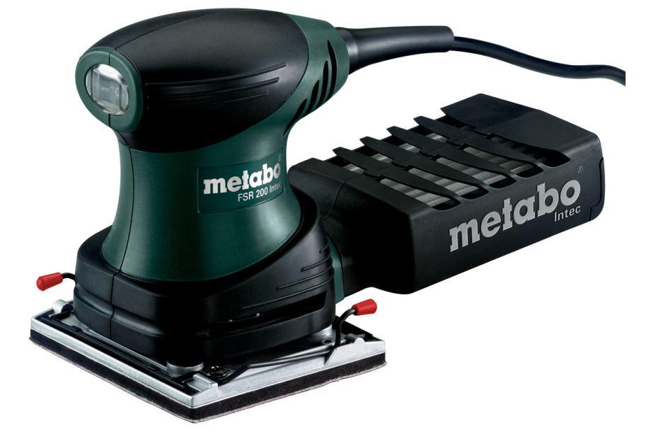 METABO BRUSILICA FSR200 INTEC VIBRACIJSKA 200W 114x102mm 6.0006650 AKC