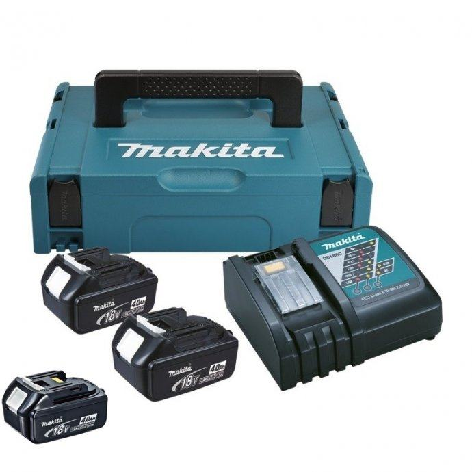 "MAKITA AKUMULATORSKI LXT SET 18V  ""197495-7 POWER PACK"" * AKCIJA!!!"