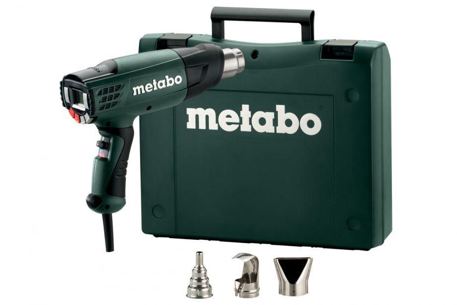 METABO pištolj za vrući zrak HE 23-650 - digitalni fen - 2300W AKCIJA