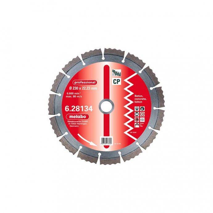 METABO PLOČA REZNA DIJAMANTNA 125 x 22 mm / 6.28130 / AKCIJA