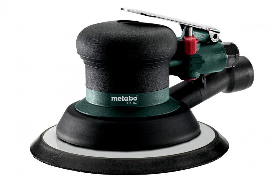 METABO zračna ekscentrična brusilica DSX 150 - 5 mm - 150mm - AKCIJA