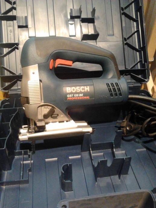 Bosch gst 120 be manualidades