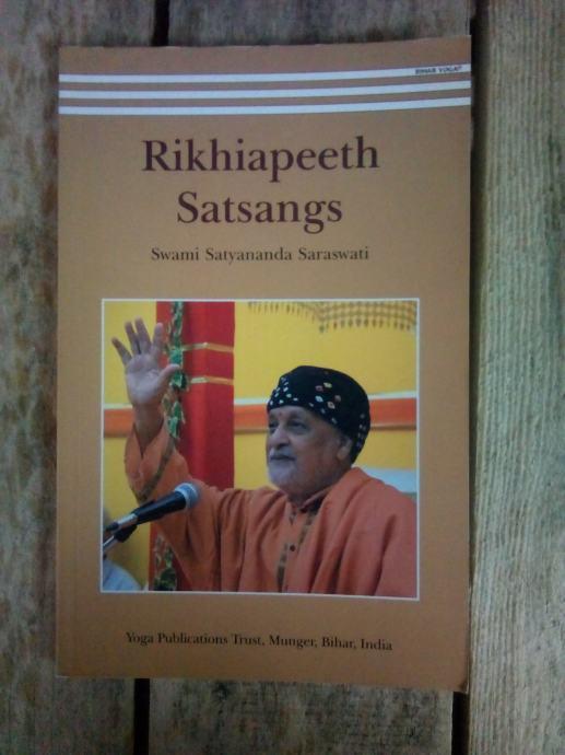 Swami Satyananda Saraswati   Rikhiapeeth Satsangs