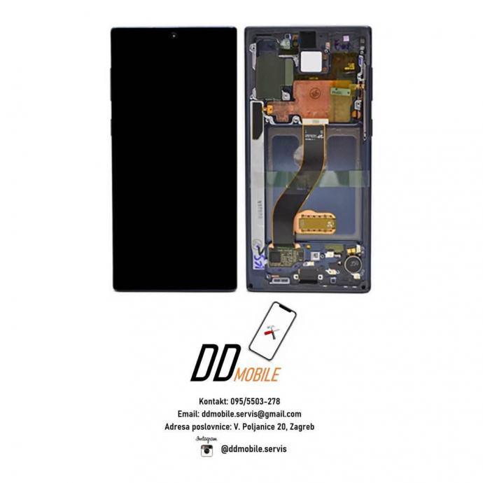 ⭐️Samsung Galaxy Note 10 Plus ORIGINAL ekran s okvirom (garancija)⭐️