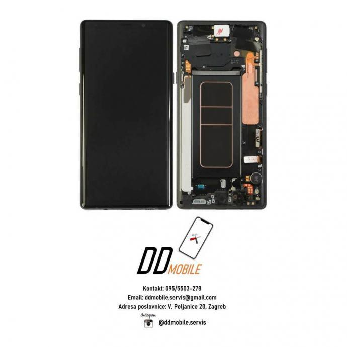 ⭐️Samsung Galaxy Note 9 ORIGINAL ekran s okvirom (garancija/racun)⭐️
