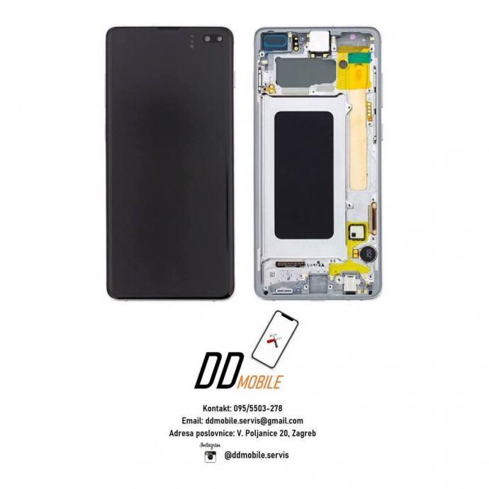 ⭐️Samsung Galaxy S10 Plus ORIGINAL ekran s okvirom (garancija/racun)⭐️