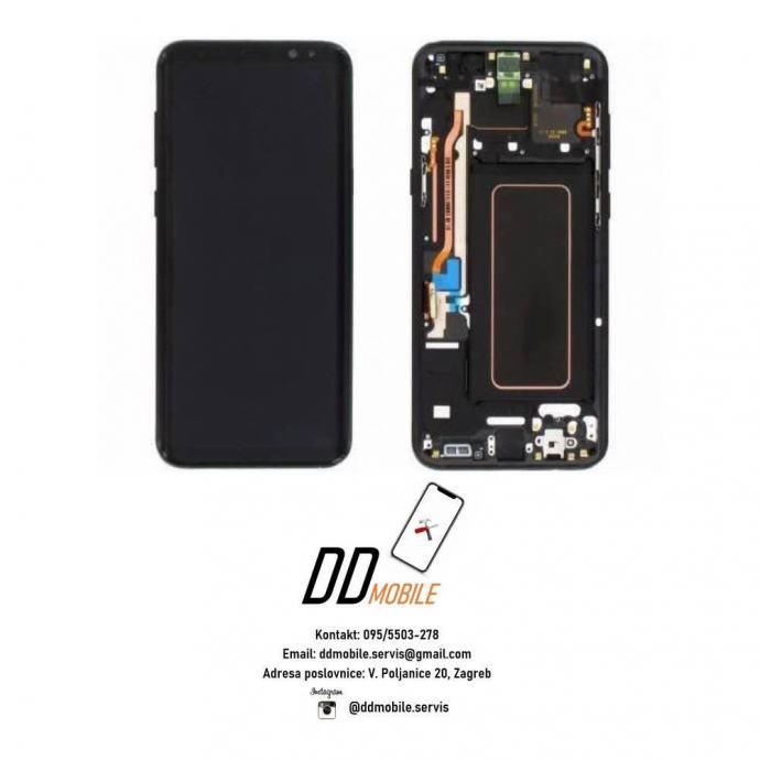 ⭐️Samsung Galaxy S8 ORIGINAL ekran s okvirom (garancija/racun)⭐️