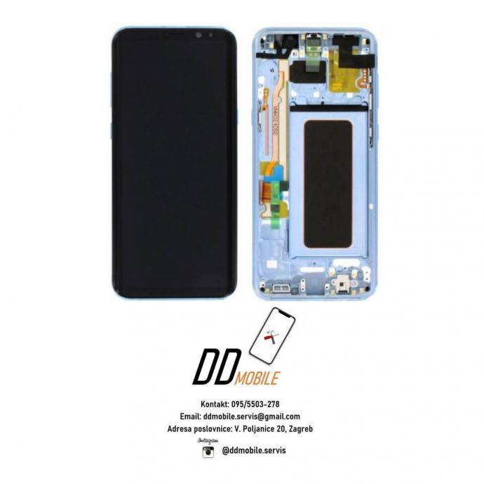⭐️Samsung Galaxy S8 Plus ORIGINAL ekran s okvirom (garancija/racun)⭐️