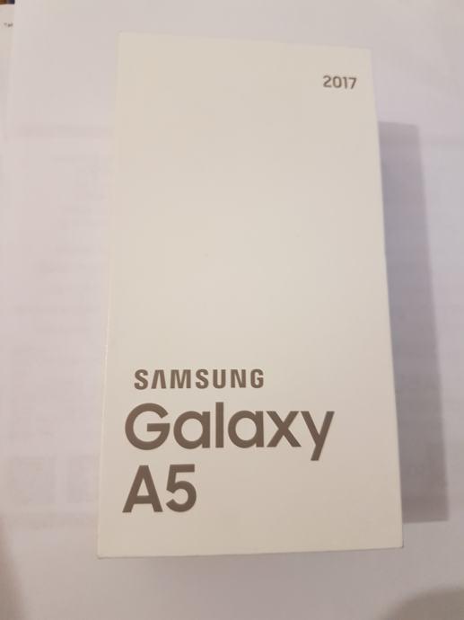 Samsung A5   gold  novo rabljeno
