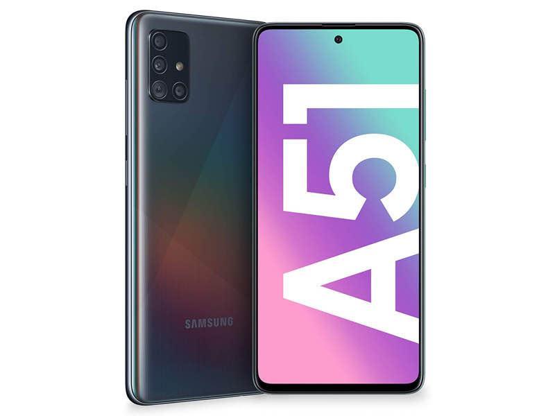Samsung Galaxy A51 crni NOVO rač.- garancija