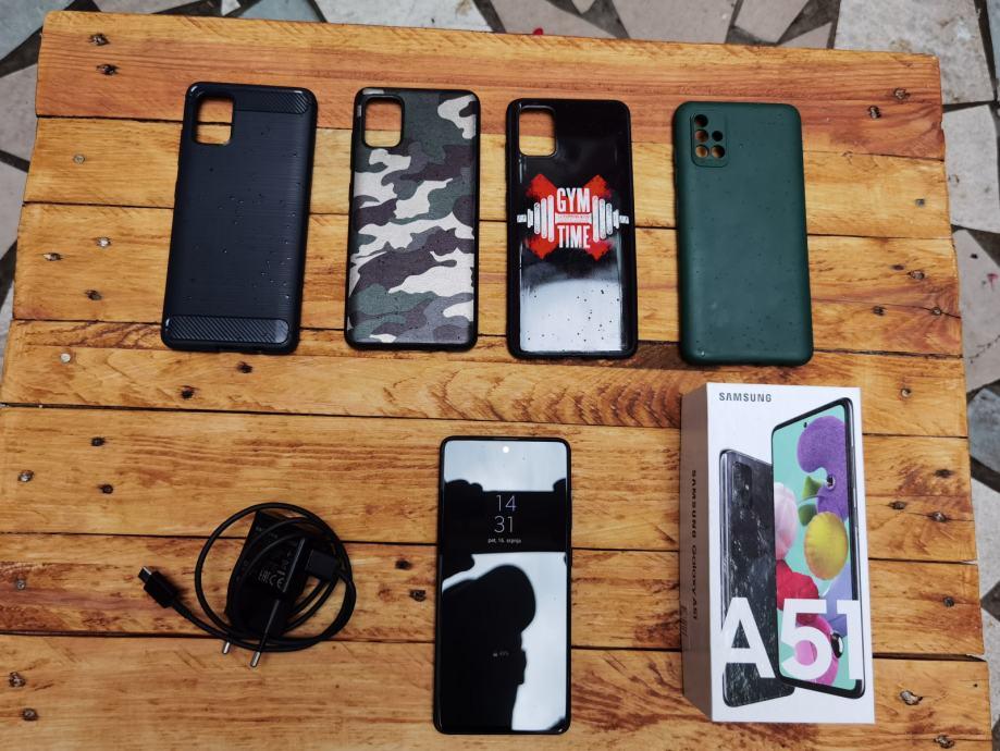 Samsung Galaxy A51 128GB DS Black