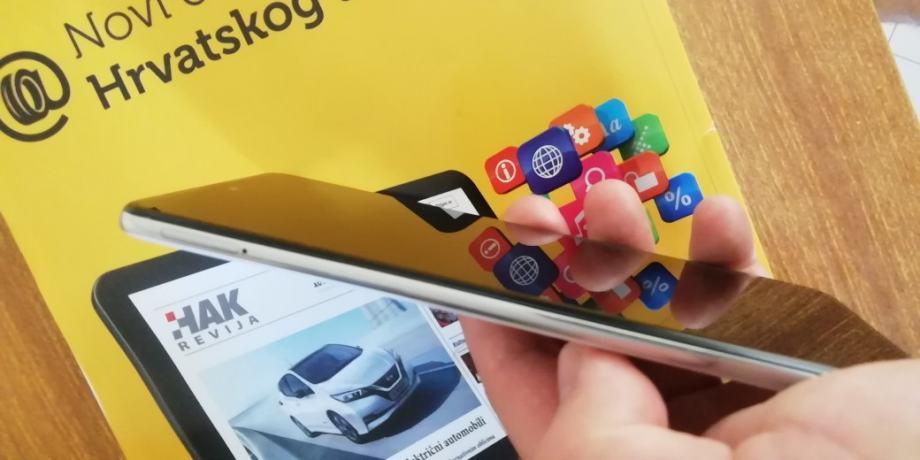 Mobitel Smartphone Samsung Galaxy A71 A715F 6GB 128GB dual SIM