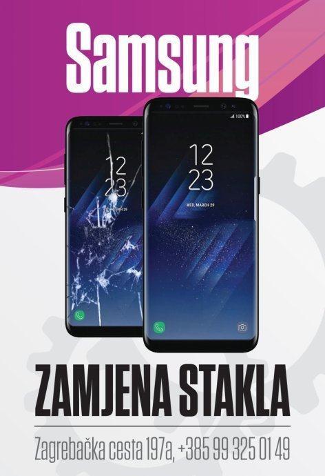 samsung j6 2018 zamjena stakla R1 RAČUN GARANCIJA