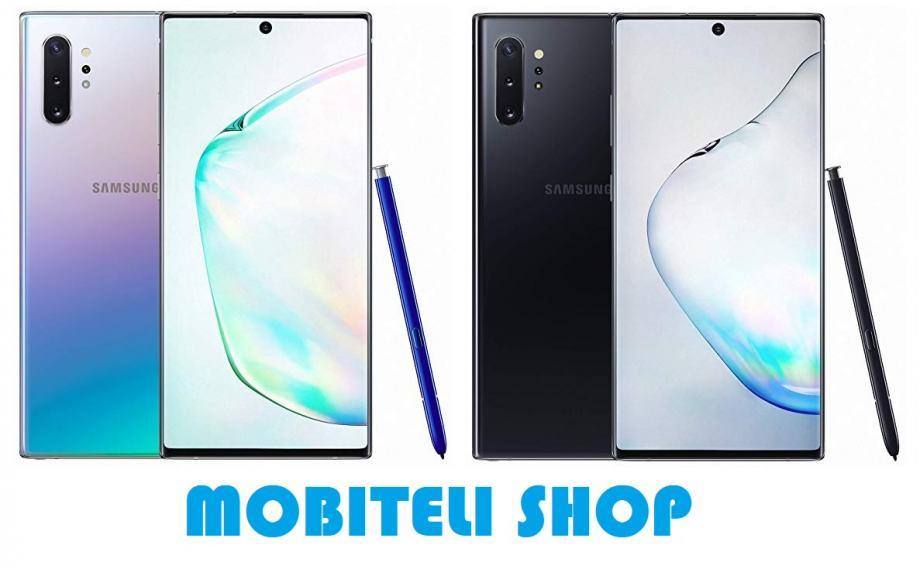 SAMSUNG Galaxy Note 10 + DS 128gb White,Black, Trgovina,Račun R1