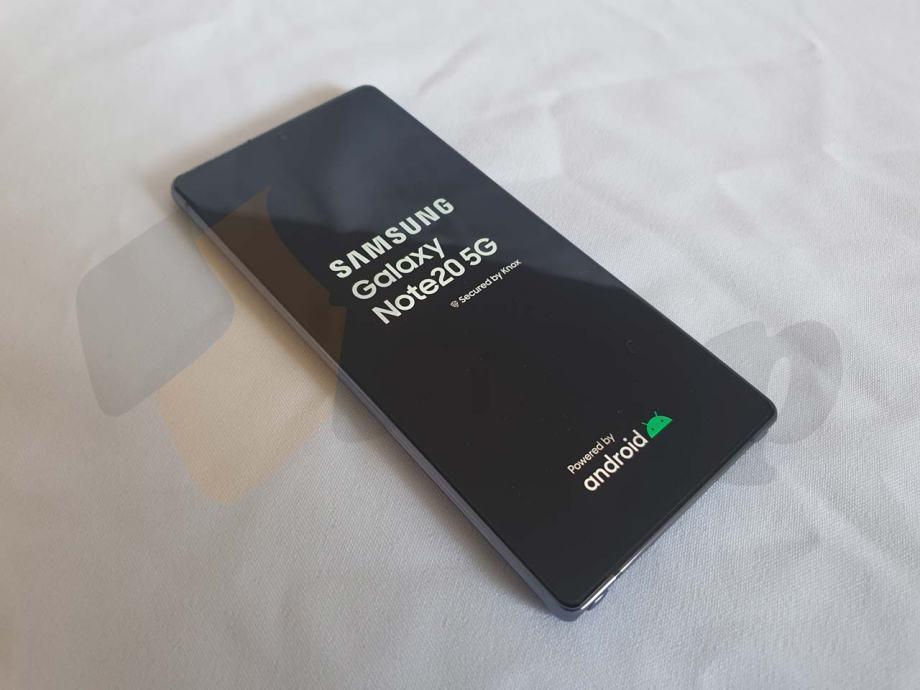 Samsung Galaxy Note 20 5G  (36 rata, garancija)