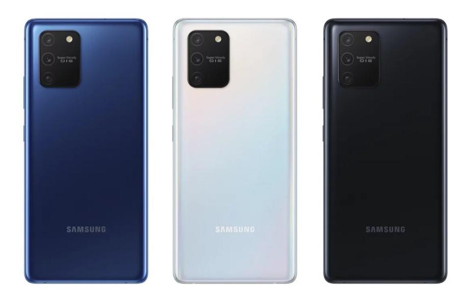 Samsung Galaxy S10 Lite 128GB Dual Sim