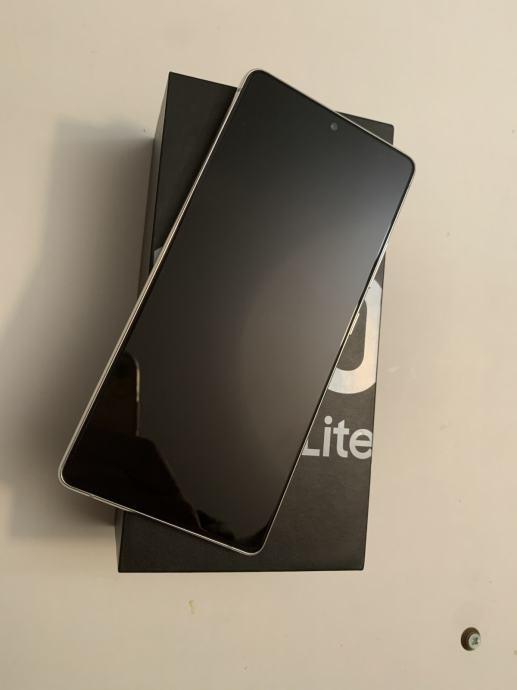 Samsung Galaxy S10 Lite, Prism White, 128GB, Kao Novi