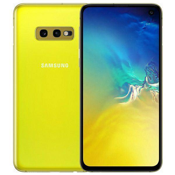 Samsung Galaxy S10e 128GB dual sim žuti