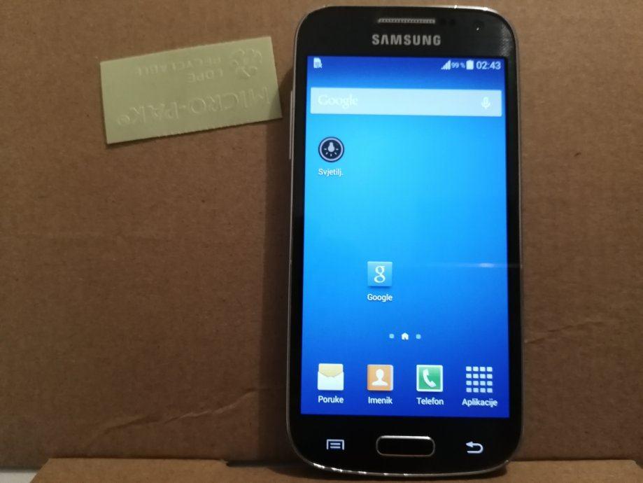 Samsung Galaxy S4 mini u odličnom stanju,očuvan,na sve mreže,Hr.meni!!