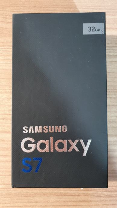 Samsung Galaxy S7, 32Gb, Silver Titanium