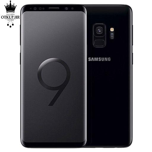 SAMSUNG GALAXY S9 - 64GB - BLACK  / R1, RATE !!