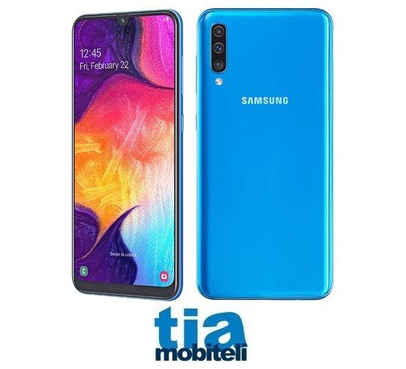 Samsung Galaxy A50 Dual Sim 128GB - Blue