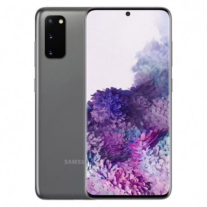 Samsung Galaxy S20 128GB Dual Sim svemirsko sivi