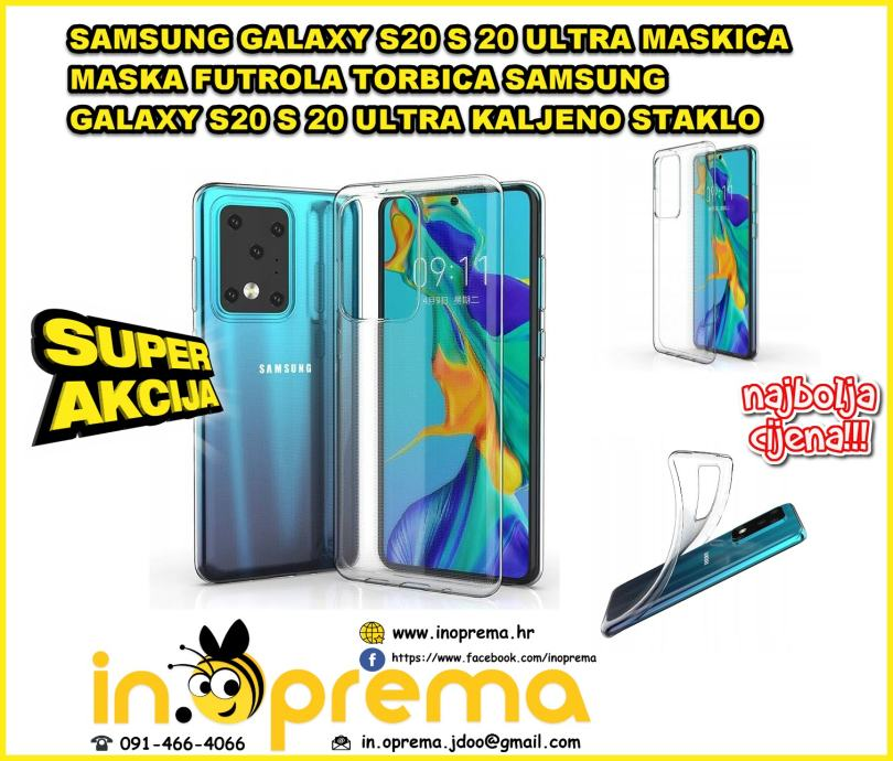 SAMSUNG GALAXY S20 S 20 ULTRA MASKICA MASKA FUTROLA TORBICA S20 ULTRA
