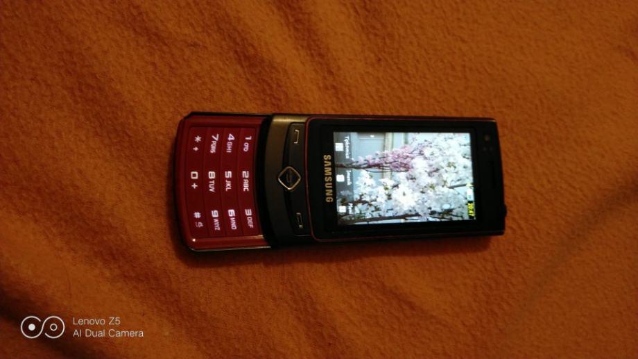 Samsung  s8300 klizni,wifi,otkljucan