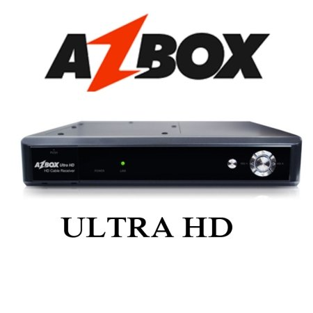 AZbox Ultra HD - DVB-S2 satelitski multimedijski prijemnik