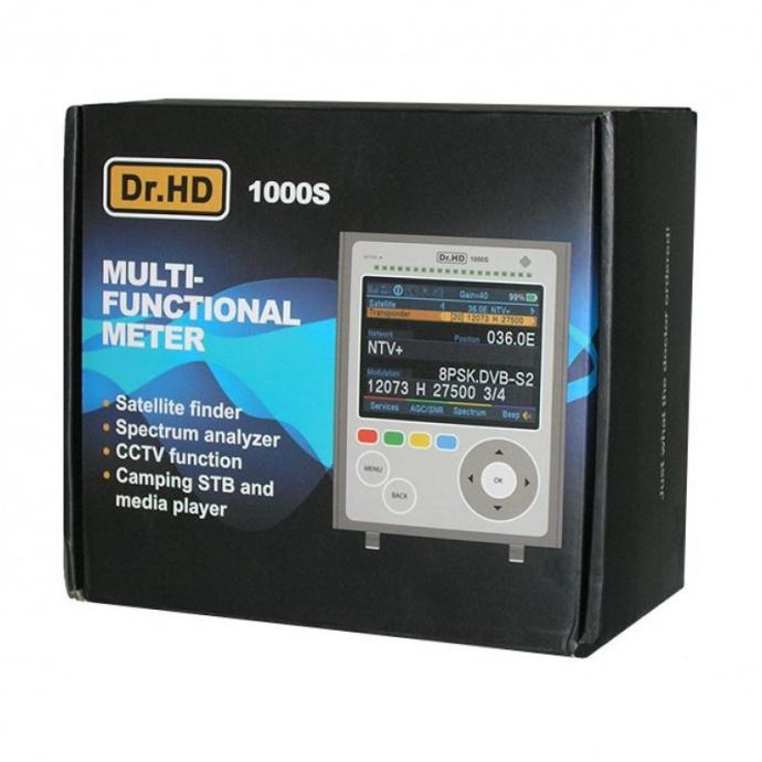 Mjerni instrument za antene Dr.HD1000combo    TOP MODEL