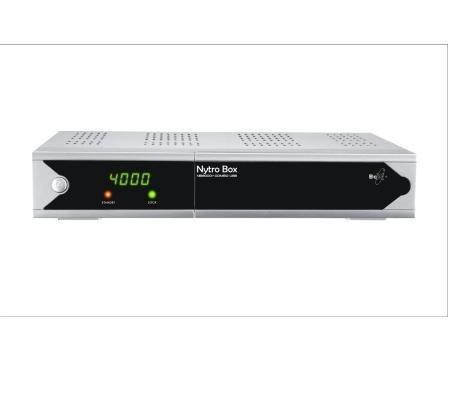 Prodajem zemaljski i sat prijemnik Nytro box NB 6000+COMBO USB