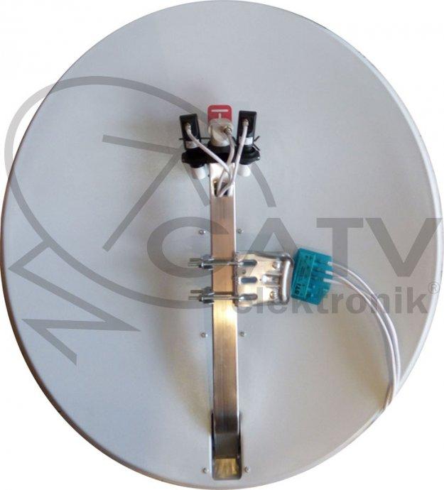 Antena satelitska - komplet za 3 satelita - Visoka Triax kvaliteta