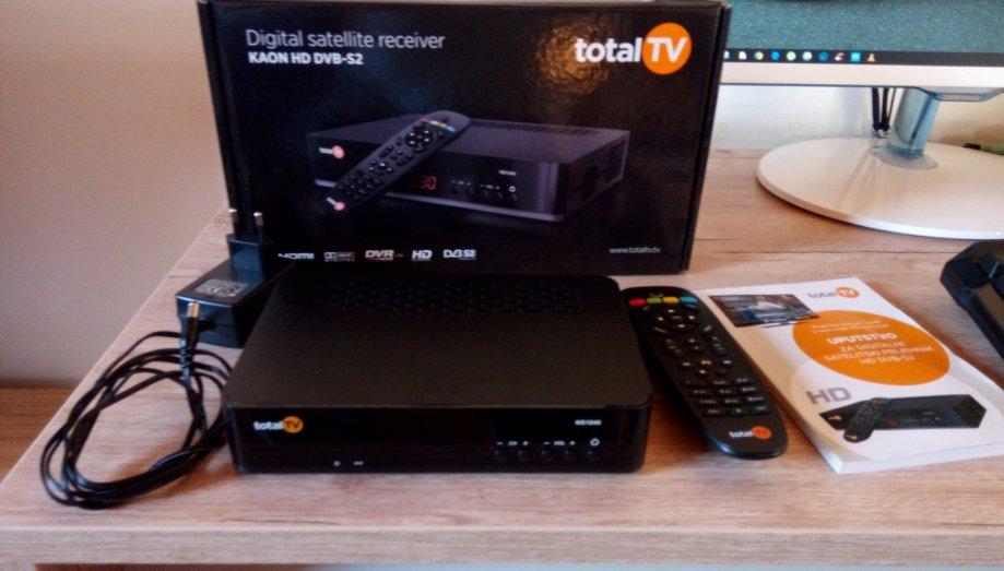 Total TV Kaon HD DVB-S2 - NS1040