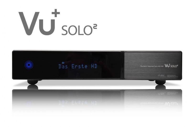 VU+ Solo2 *original HD - satelitski prijemnik za IPTV