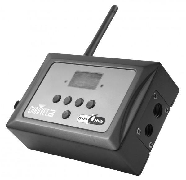 Chauvet D-Fi Hub wireless transmiter/receiver - AKCIJA (-30%)!