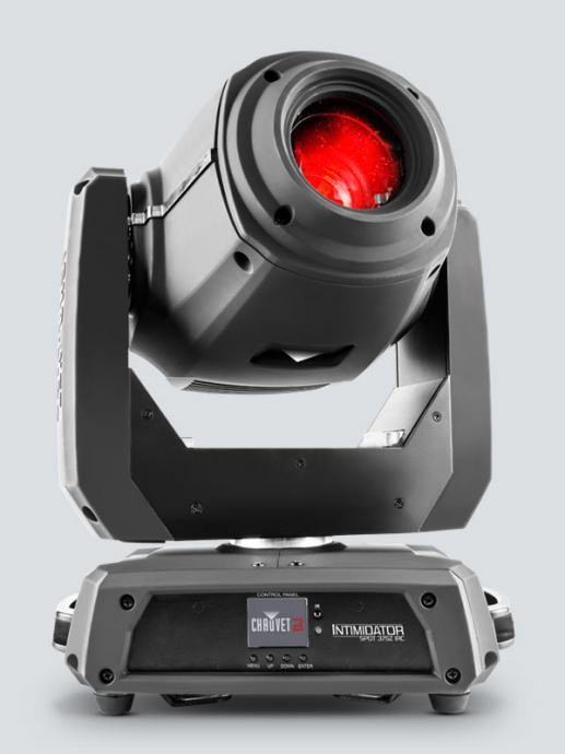Chauvet Intimidator Spot 375Z IRC 150W SPOT LED MOVER