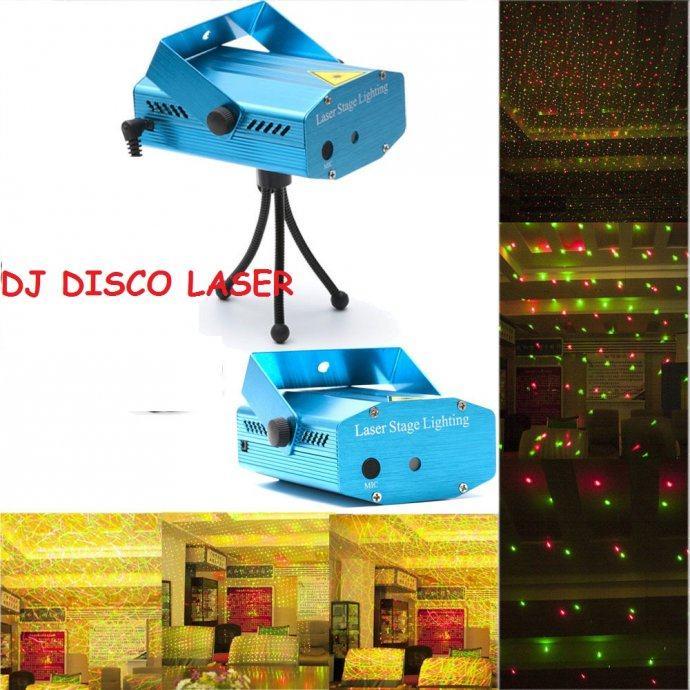 DJ DISCO CLUB PARTY LASER