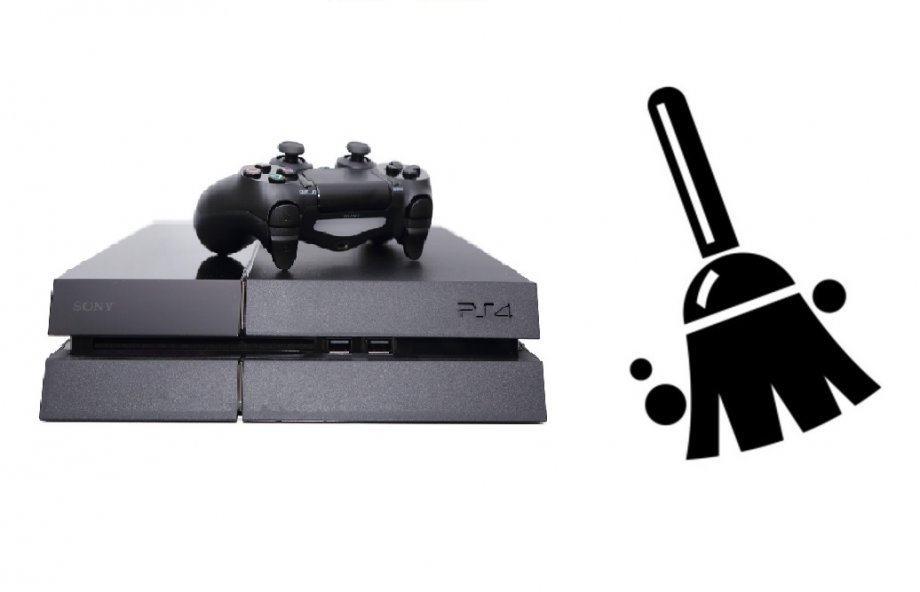 Playstation 4 pro čišćenje + promjena termalne paste PS4 Servis