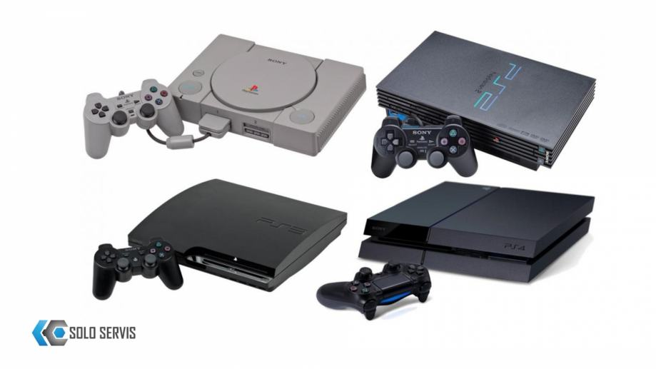 Servis Playstation konzola i kontrolera, od 150 kn