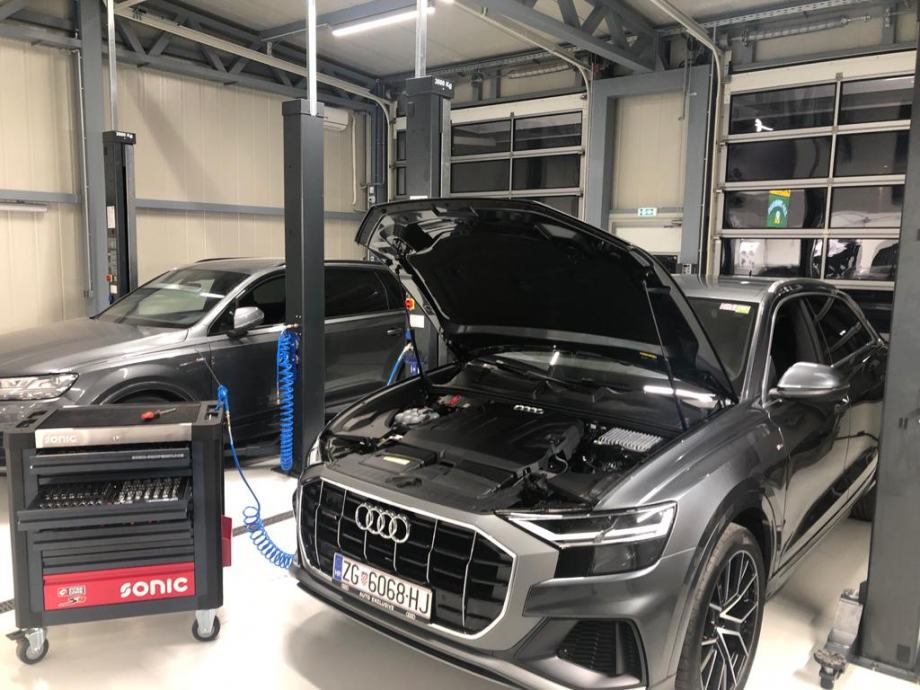 *** Specijalizirani servis Audi vozila - Auto Exclusive d.o.o. ***