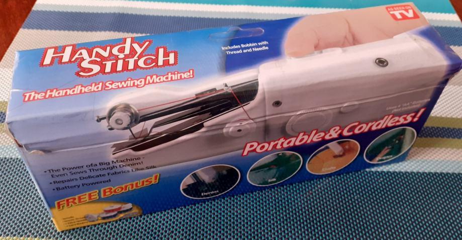 mini šivaća mašina