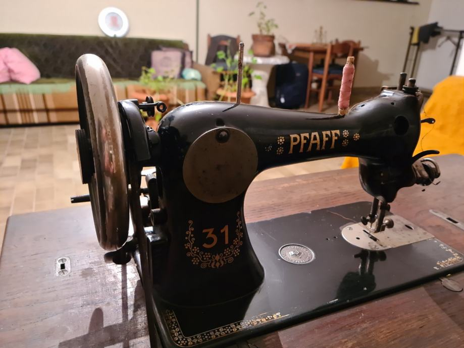 Pfaff 31 šivaća mašina antikvitet