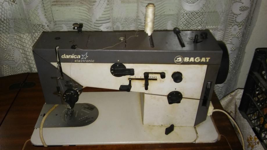 šivača mašina danica bagat