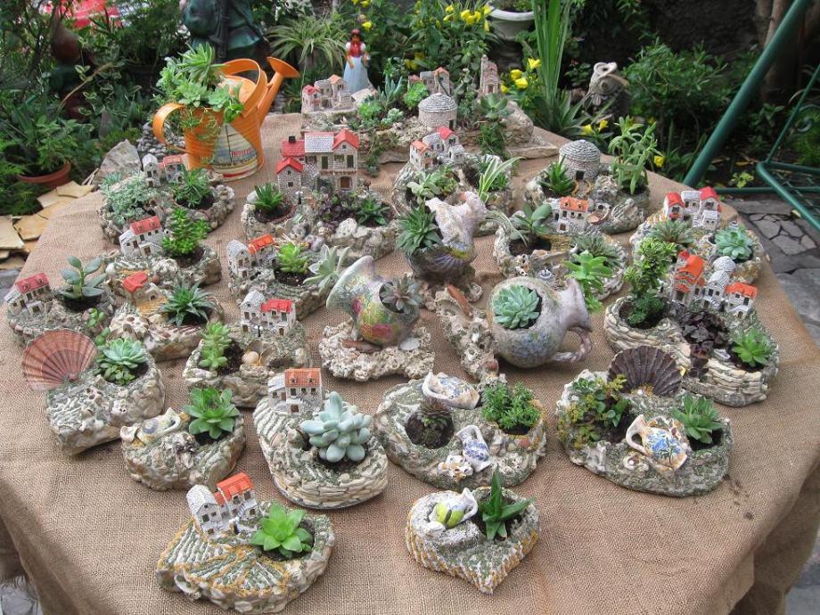 Mini kameni vrt - Odlična ideja za poklon