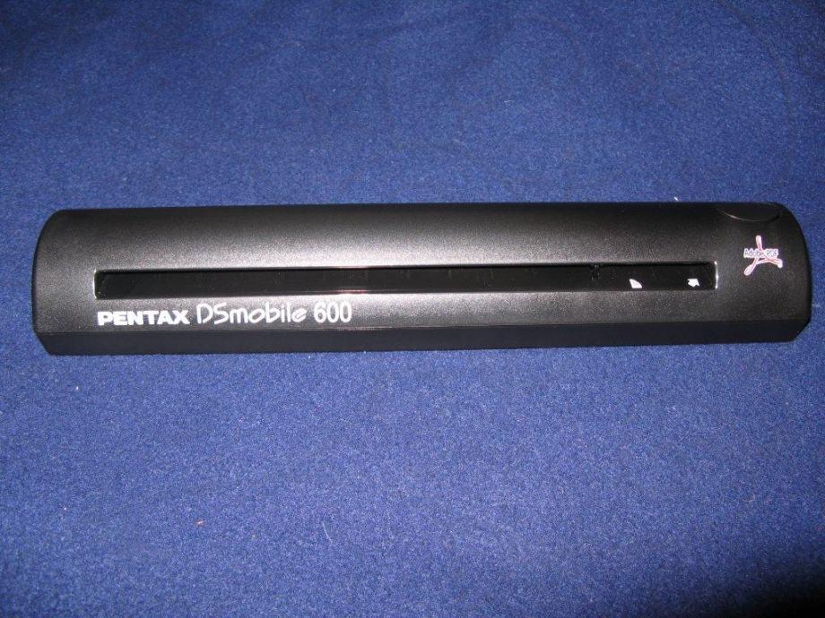 Pentax DS Mobile 600 - prijenosni skener