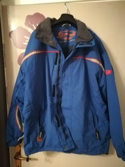 Muška skijaška jakna i hlače i ženske ski hlače