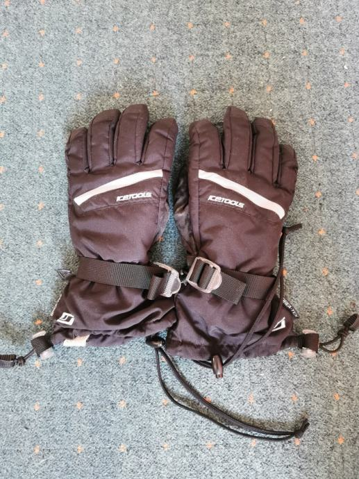 Ski rukavice ICETOOLS, velicina 8 (L)